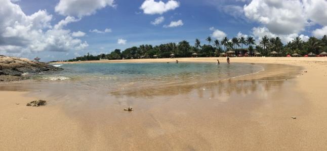 plage paradisiaque Bali